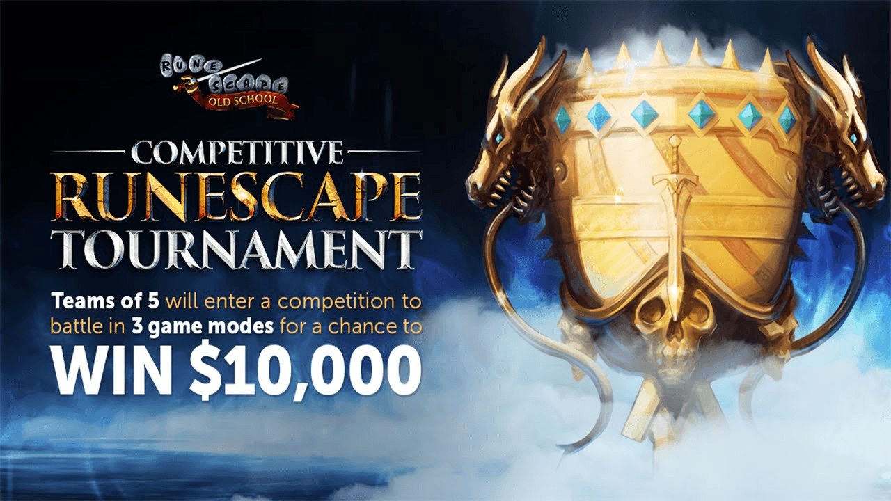 Old School RuneScape Tournament Succeeds After Cyberattack news header