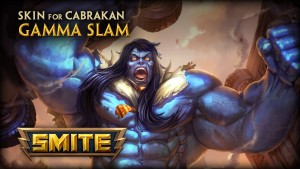SMITE: Gamma Slam Cabrakan Skin Preview video thumbnail