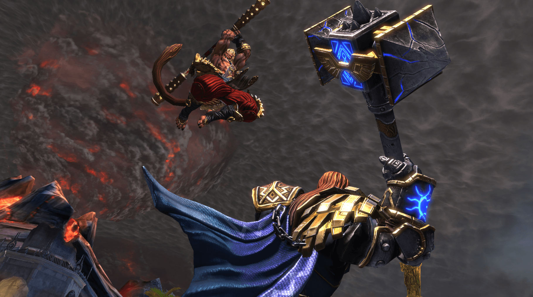 Smite Officially Launches as the First MOBA on Xbox One news header