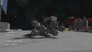 Space Engineers - Update 01.096 news header