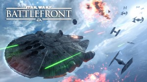 Star Wars Battlefront: Fighter Squadron Mode Gameplay Trailer thumbnail