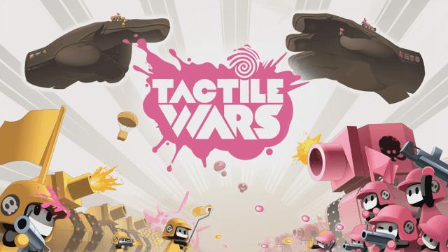 Tactile Wars Trailer thumb