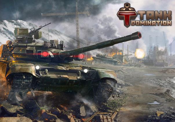 TankDomination Game Banner