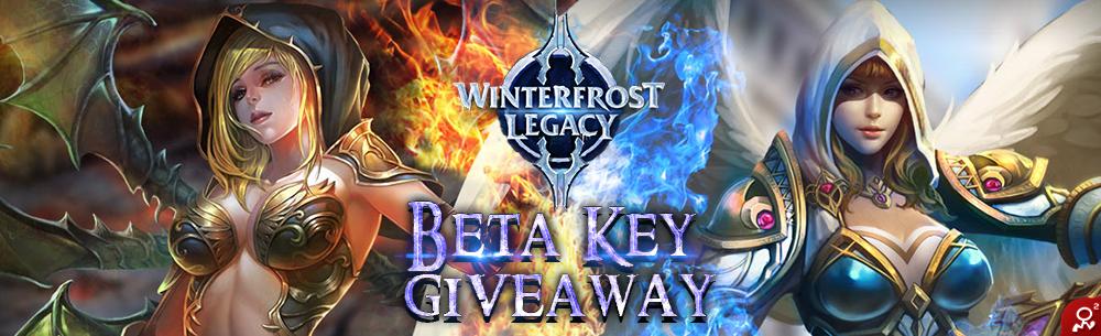 Winterfrost Legacy Beta Key Giveaway