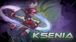 Awesomenauts - Ksenia Character Showcase video thumbnail