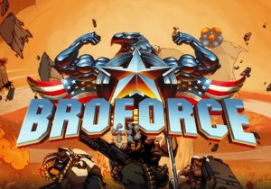Broforce Game Profile Banner