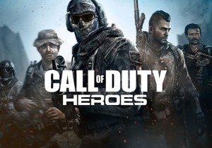 CallofDuty_Heroes Game Banner
