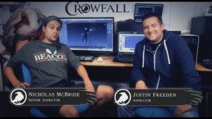 Crowfall - Meet the Animators video thumb