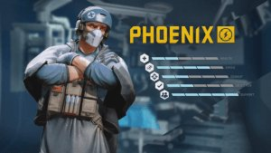 Dirty Bomb Merc Role-Call: Phoenix video thumbnail