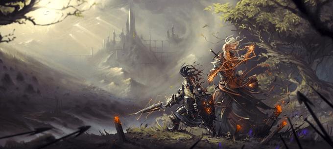Divinity: Original Sin 2 is Live on Kickstarter news header