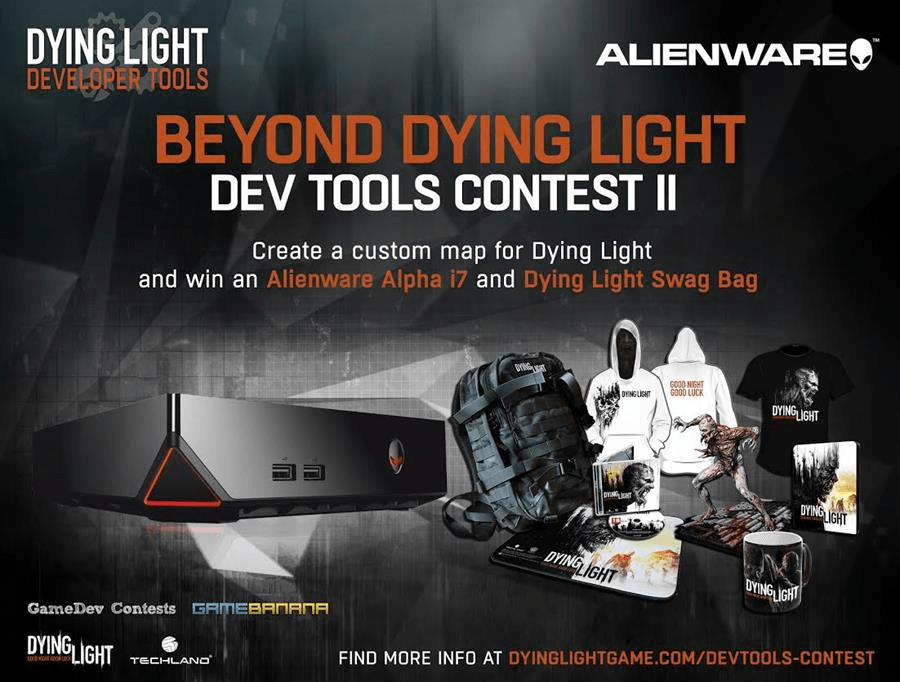 Dying Light Developer Tools Updated news header