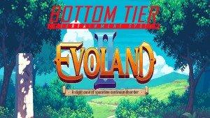 Evoland II Bottom Tier First Look