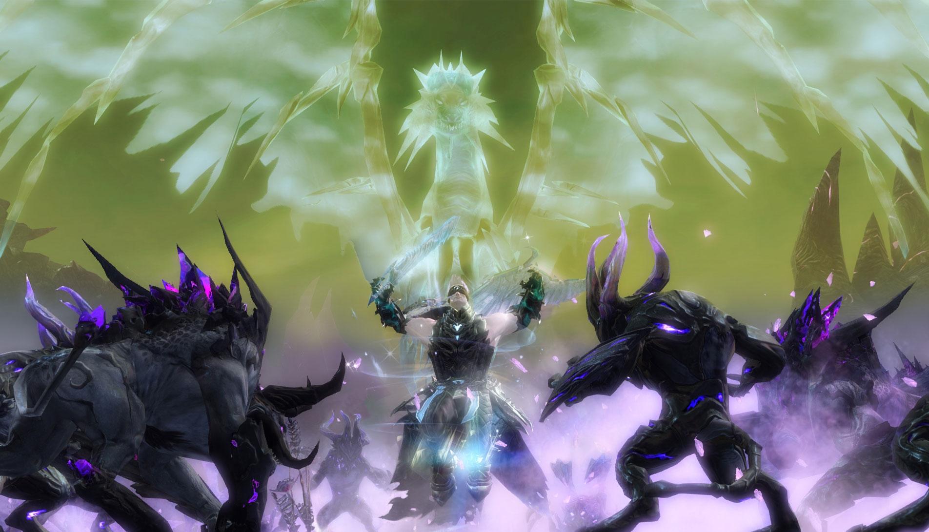 ArenaNet Reveals The Revenant Elite Specialization: Herald news header