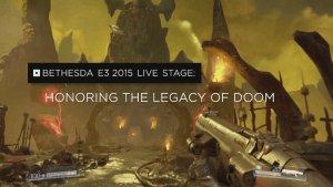 DOOM: Honoring the Legacy (E3 Stage Talk) video thumbnail