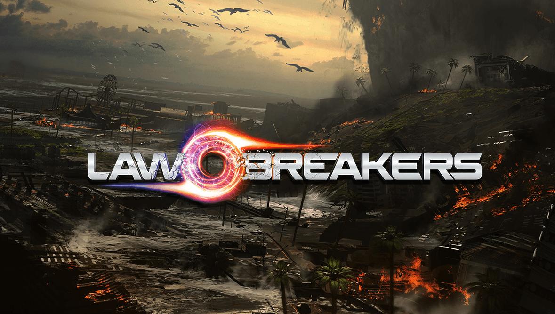 Boss Key Productions Announces Debut Title LawBreakers news header