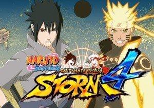 Naruto_UNS4 Game Banner