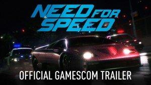 Need for Speed Gamescom 2015 Trailer thumbnail