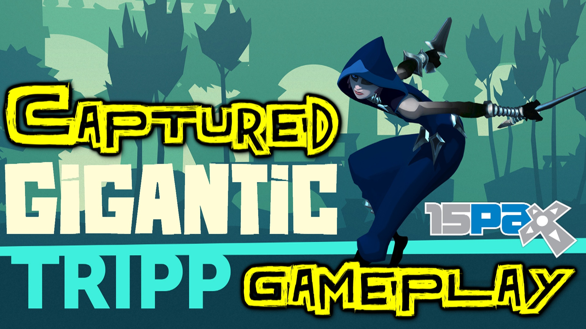 Gigantic - Captured Tripp Gameplay PAX Prime 2015