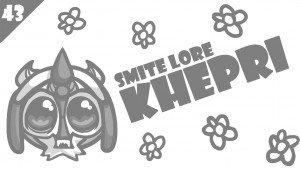 SMITE Lore: Who is Khepri? video thumbnail
