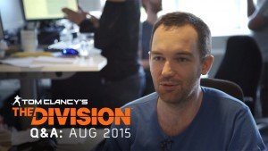 The Division Community Q&A: August 2015 video thumb