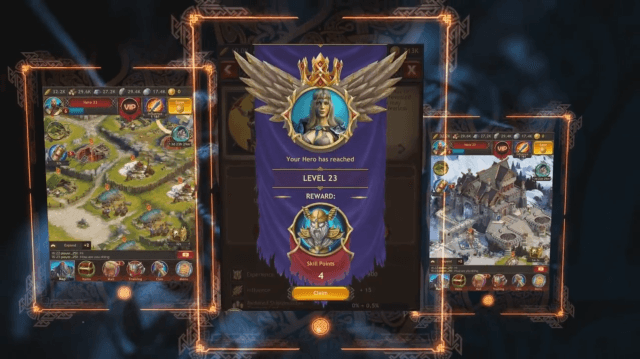 Vikings: War of Clans Gameplay Trailer thumbnail