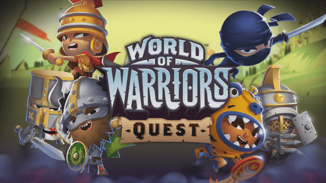 World of Warriors: Quest - Official Trailer thumb