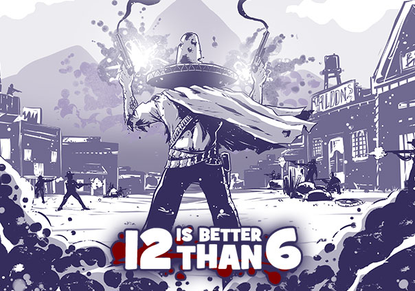 12 is Better Than 6 Profile Banner