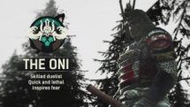 For Honor: Samurai Hero - Oni Trailer thumbnail