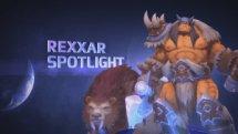 Heroes of the Storm: Rexxar Spotlight video thumbnail