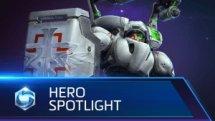 Heroes of the Storm: Lt. Morales Spotlight video thumbnail