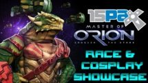Master of Orion - PAX Prime 2015 - Race & Coslplay Showcase