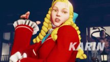 Street Fighter V: Karin Reveal Trailer thumbnail