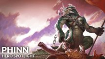Vainglory: Phinn Hero Spotlight video thumbnail