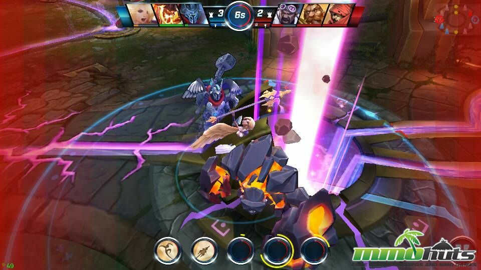 Call of Champions Mobile MOBA Preview
