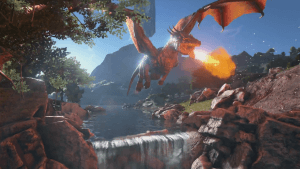 ARK: Survival of the Fittest Unnatural Selection's Dragon video thumbnail