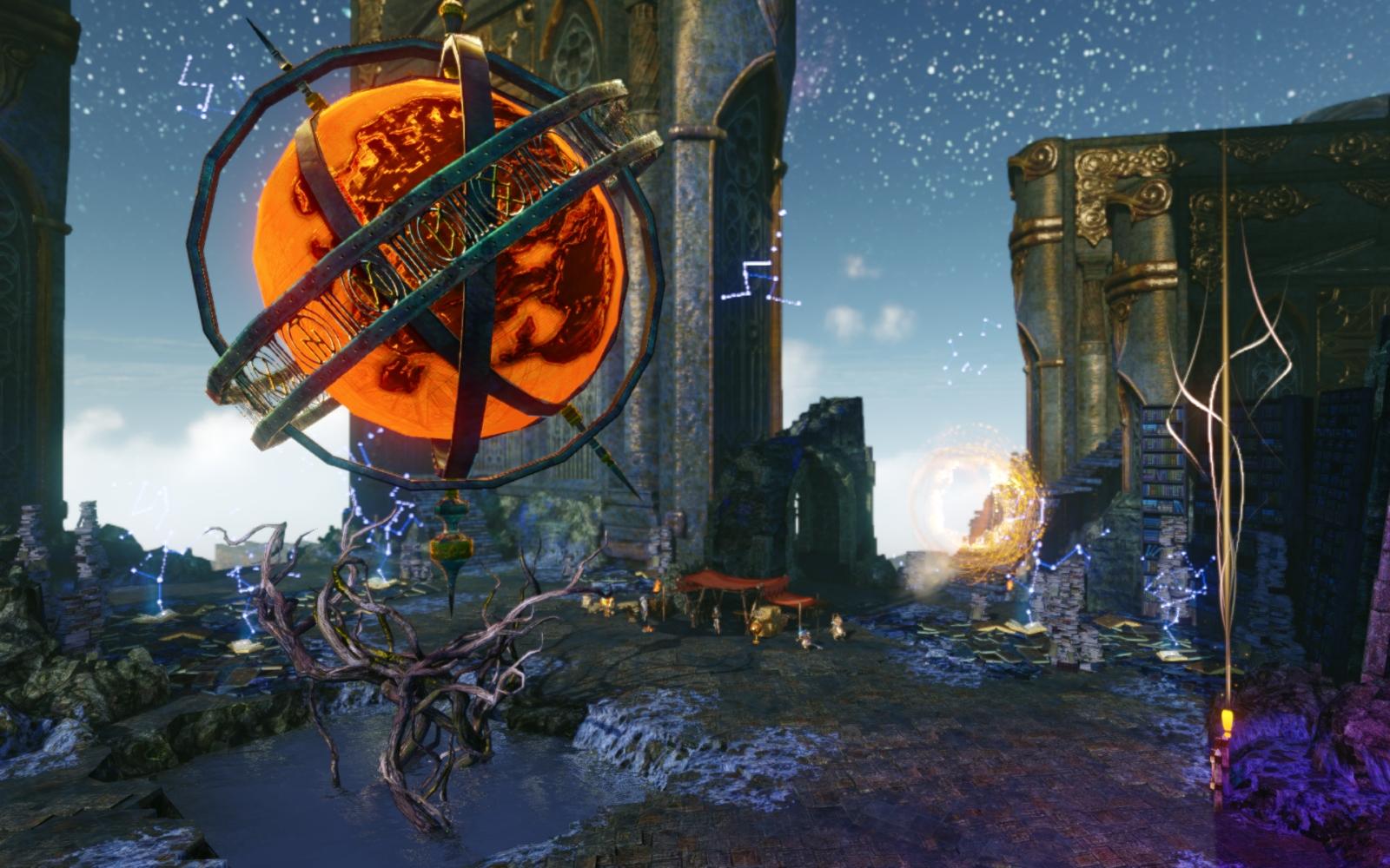 Trion Worlds Launches ArcheAge Heroes Awaken Update 2.0 Tomorrow news header