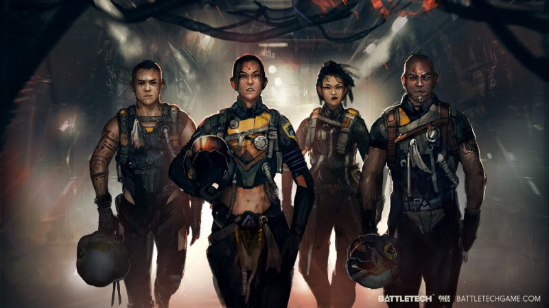 BattleTech Kickstarter Campaign Begins | MMOHuts