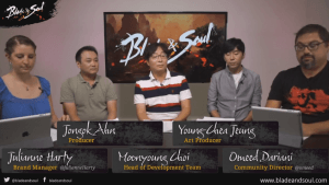 Blade & Soul: Korean Development Team Q&A - September 11, 2015 video thumbnail
