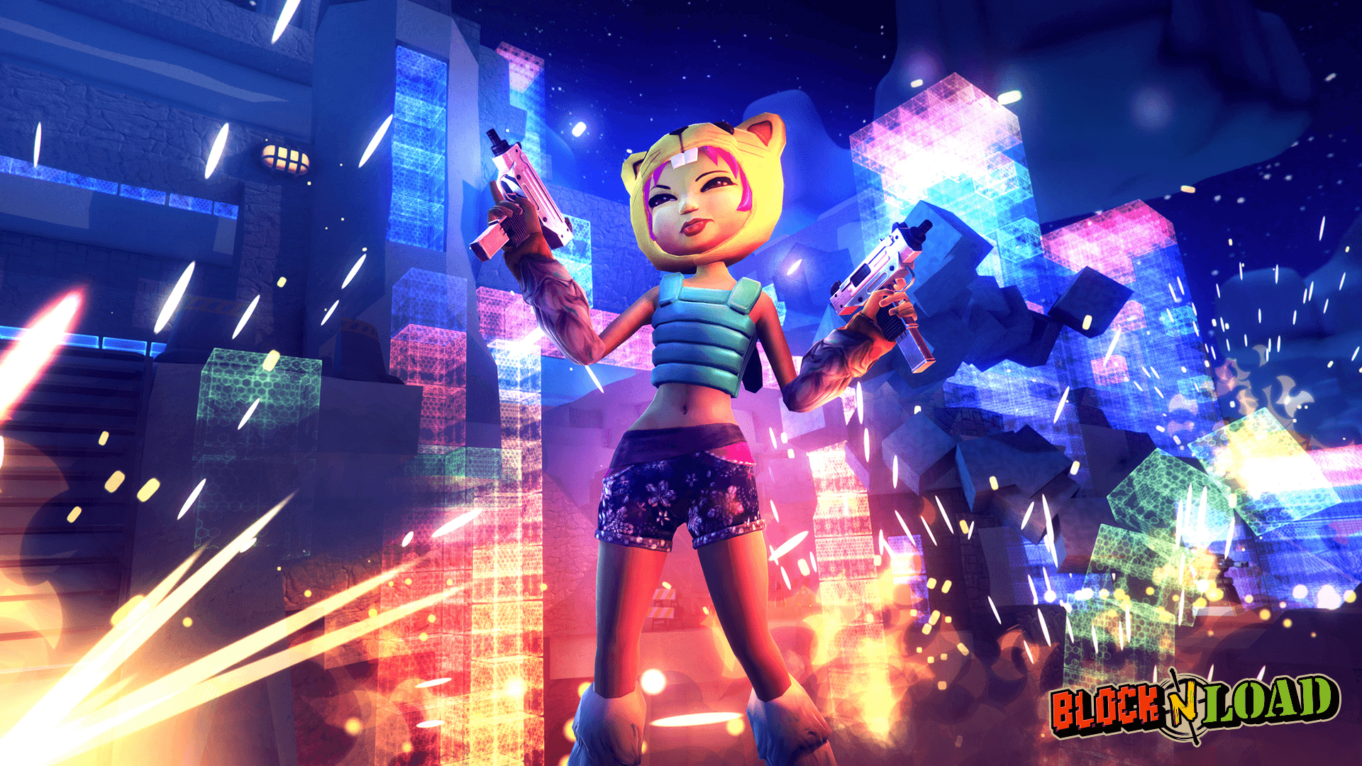 Block N Load Announces Three New Characters news header