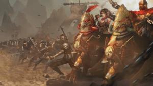 Conquer Online Kingdom War Trailer thumbnail