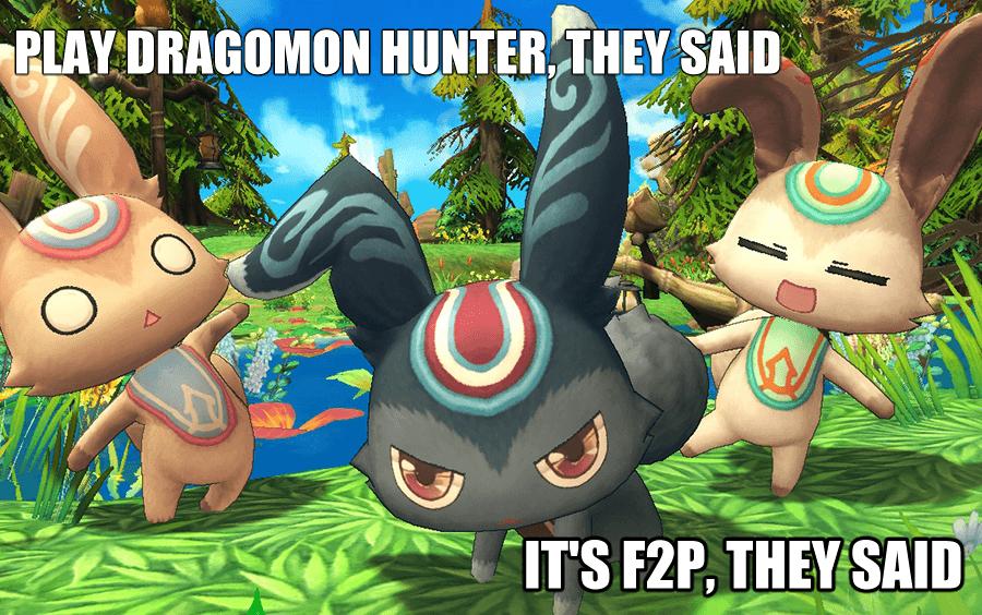 DRAGOMONF2P