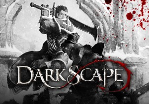 DarkScape Game Profile Banner