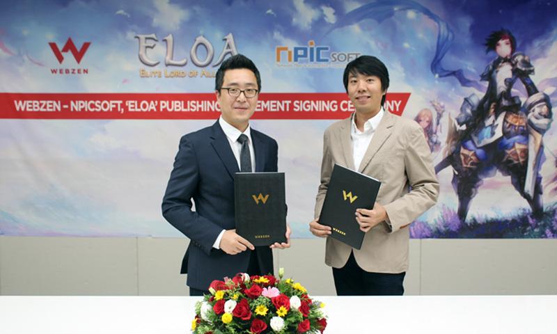 ELOA Interview with Webzen and NPICSoft