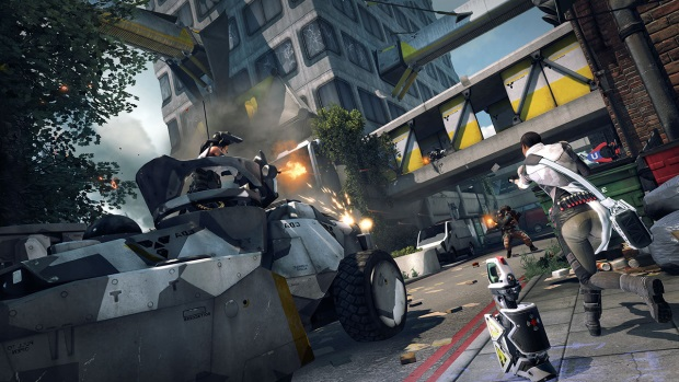 Nexon America To Begin Extraction Closed Beta