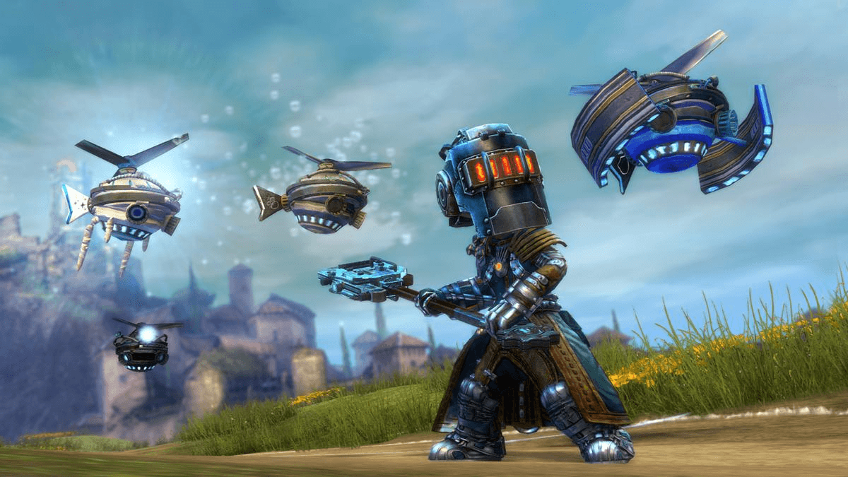 Engineer Elite Specialization Revealed for Guild Wars 2: Heart of Thorns news header