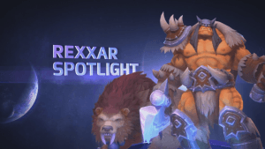 Heroes of the Storm: Rexxar Spotlight video thumbnail