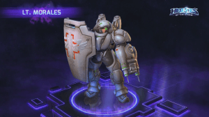 Heroes of the Storm In Development - Lt. Morales, Artanis & More video thumbnail