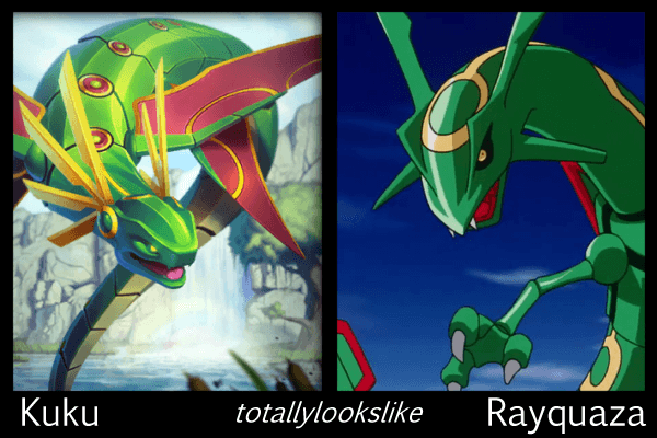Kuku Rayquaza