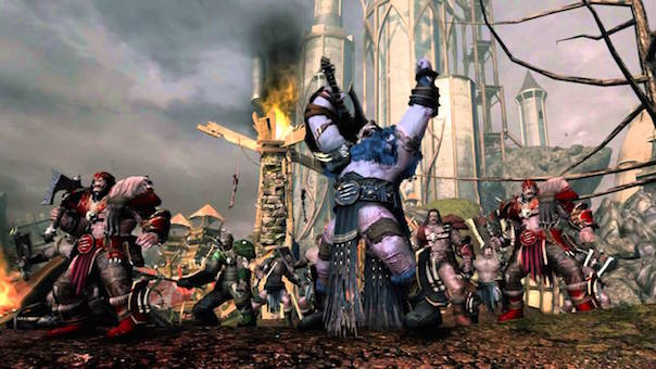 Neverwinter Open Beta Announced