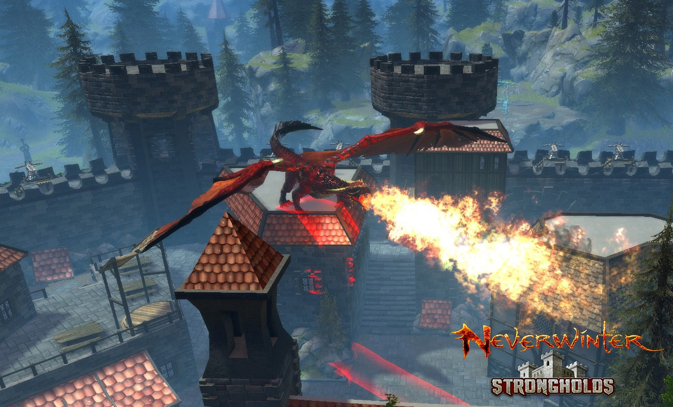 Massive Guild Battles Now Available with Neverwinter: Stronghold Siege news header